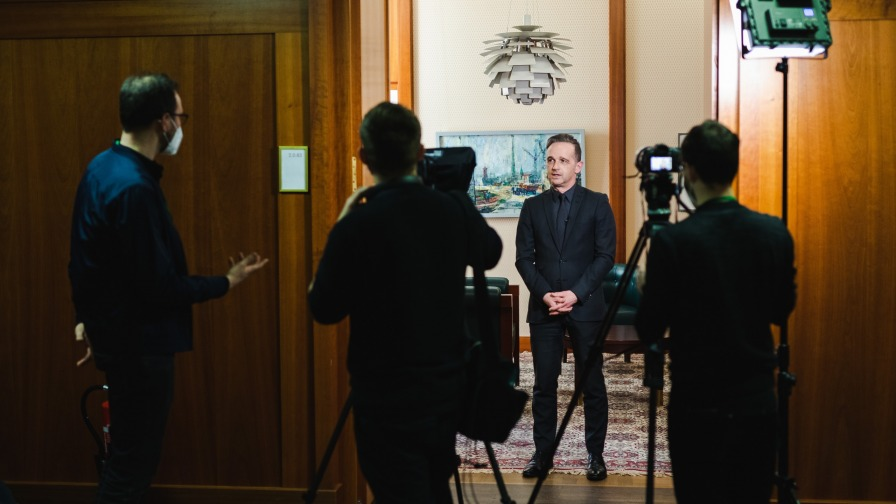 Heiko Maas › Bundesaußenminister