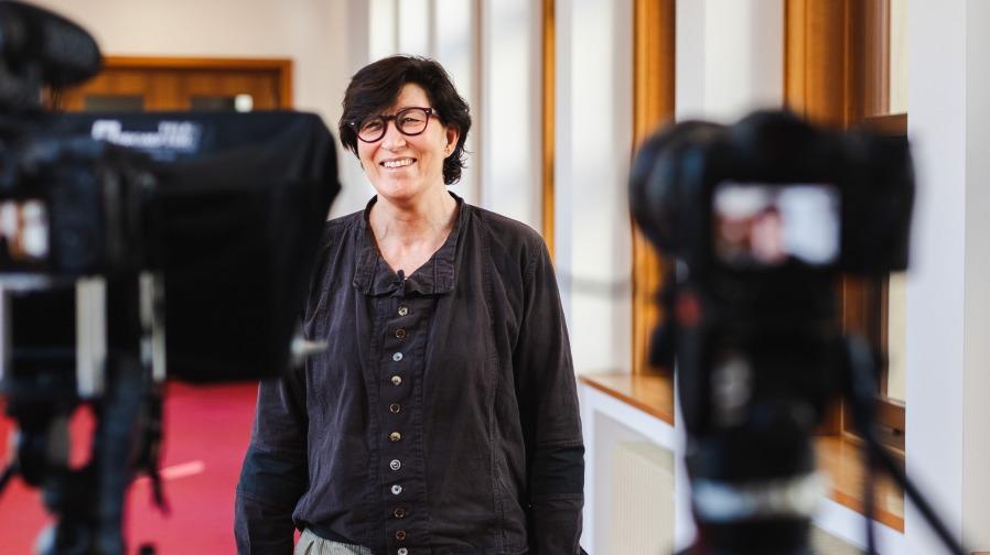 Claudia Böhm, Gleichstellungsbeauftragte Auswärtiges Amt